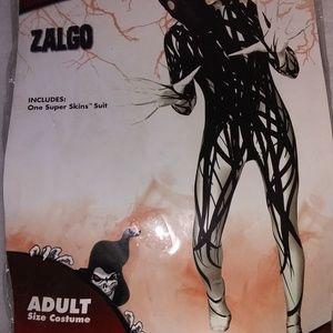 Zalgo one piece costume
